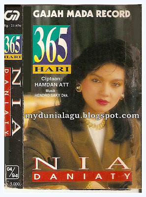 Download 10 Lagu Nia Daniati Hit Era 80an