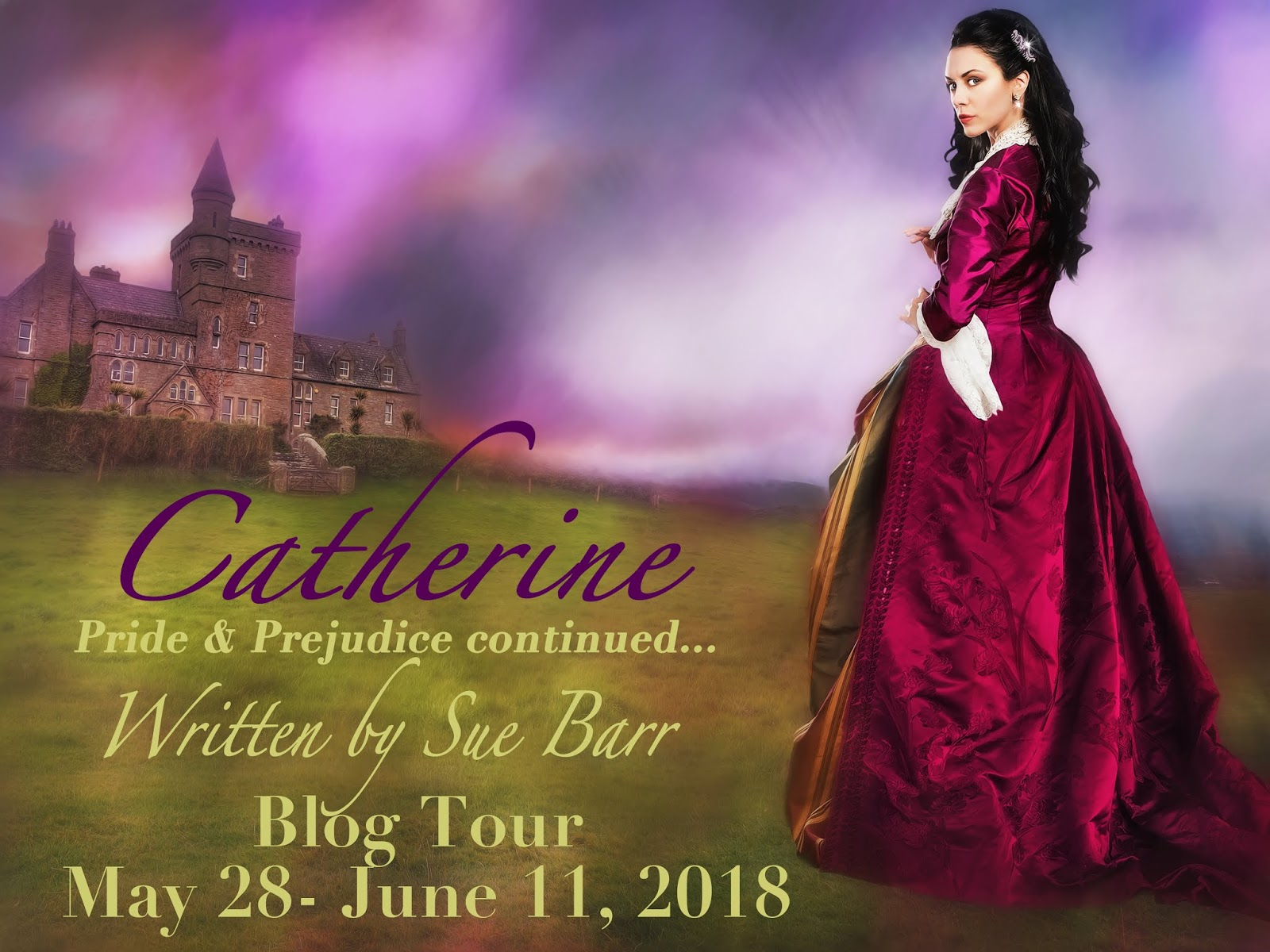 Catherine by Sue Barr - Blog Tour
