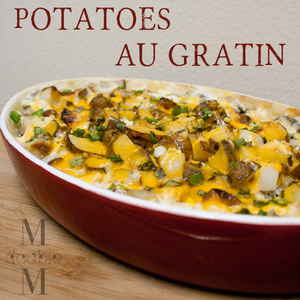 Perfect potatoes au gratin recipes - perfect potatoes au ...