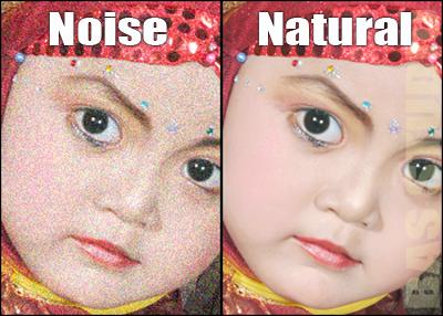 Mengenal Istilah Noise dan Natural Dalam Fotografi