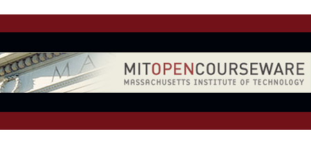 mit opencourseware math Undergraduate research and reading programs undergraduate students at mit mathematics department have several opportunities to participate in mathematical research.