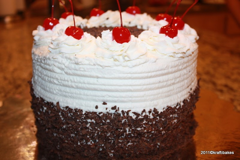 Baking and caking for beginners black forest cake for How to bake a simple cake for beginners