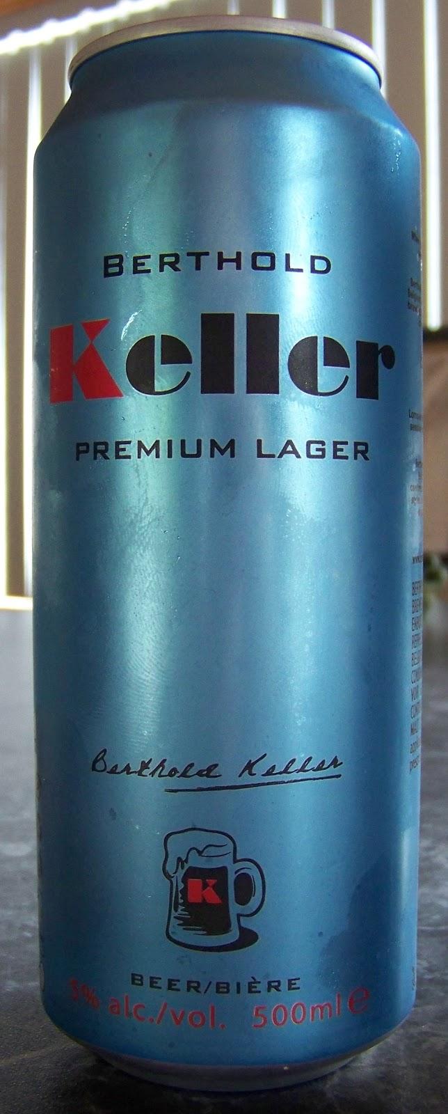 Berthold Keller Premium Lager   Brouwerij Martens NV ...