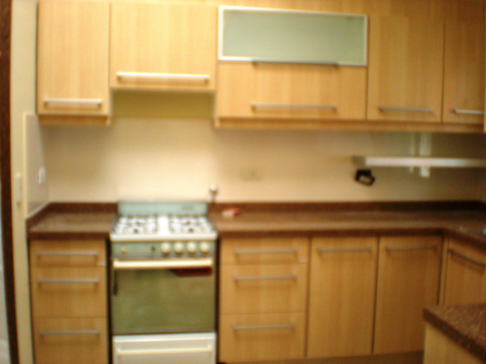 Gio amoblamientos - Cocinas color roble ...
