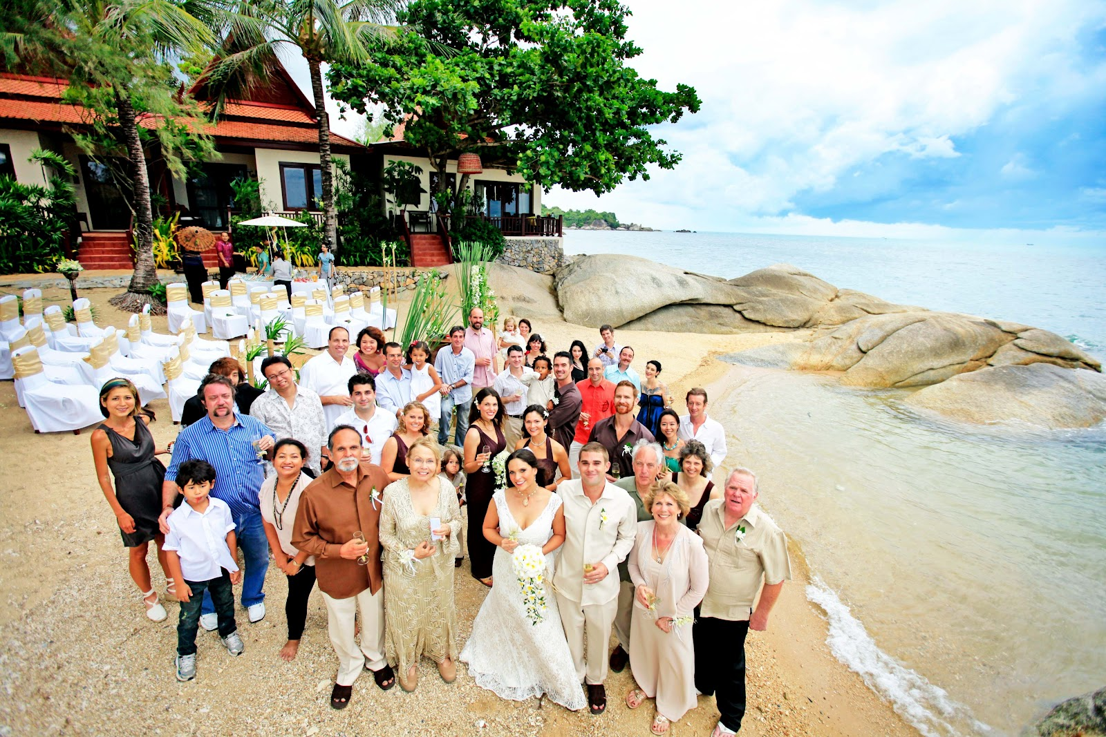 . Rocky s Resort  Thailand makes CNN s World s Best Wedding Venues