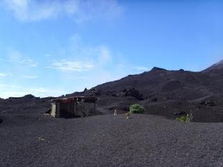 Vulkan Pacaya Guatemala
