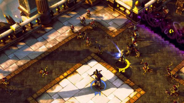 تحميل لعبة قتال SACRED 3 GOLD-PROPHET