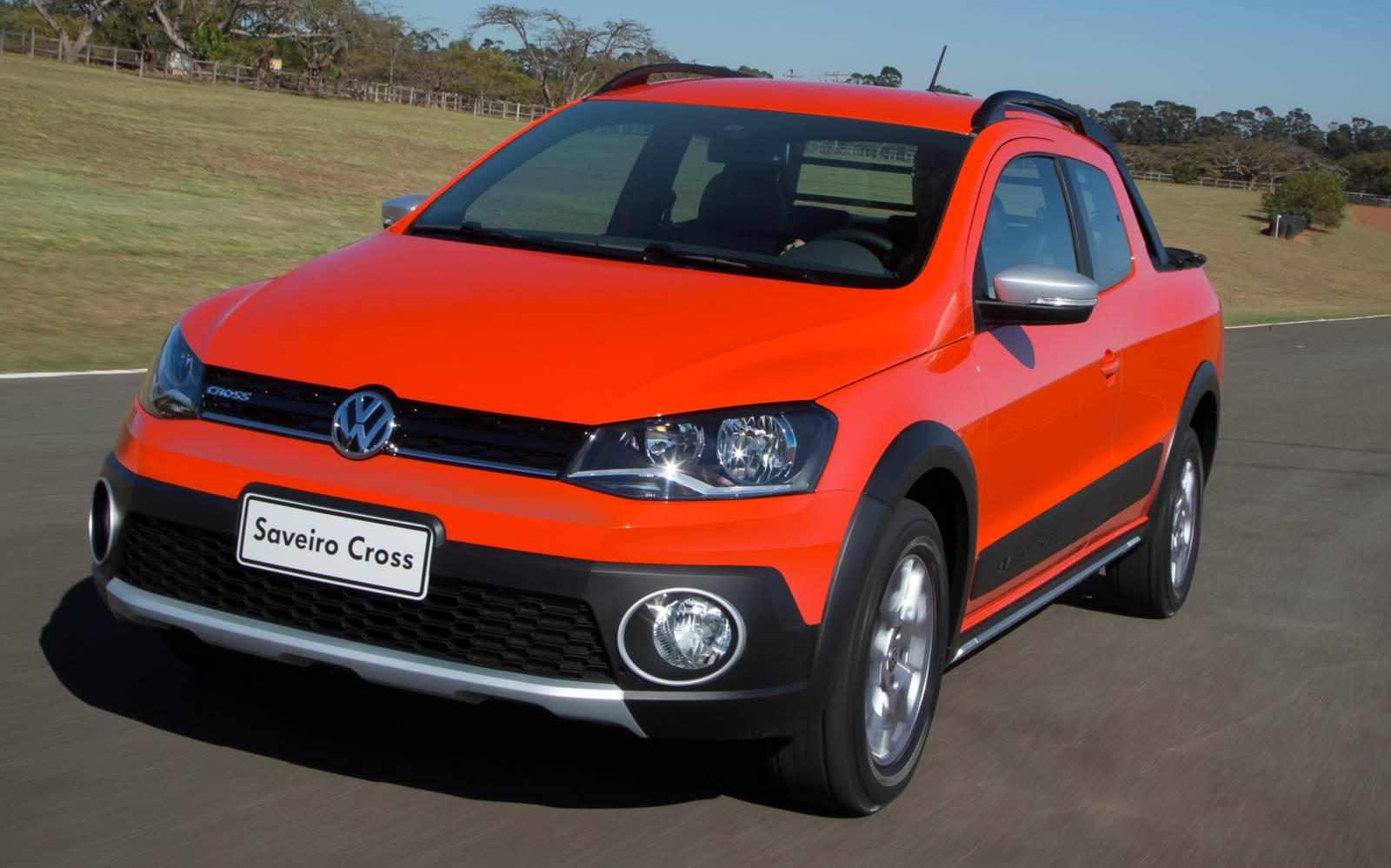 Volkswagen Saveiro Cabine Dupla 2015