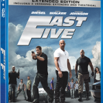 Fast Five Races to Blu-ray October 4th!
