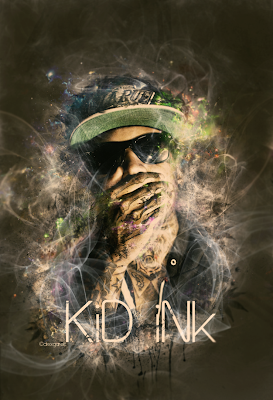 ghetto wallpapers - kid ink - hiphopwallpaper