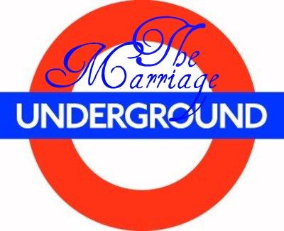 london underground logo. The Marriage Underground