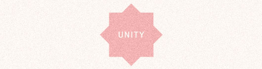 Unity in Graphic Design