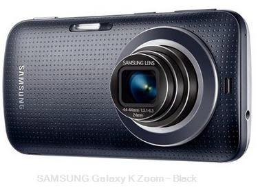 Harga Samsung Galaxy K / S5 Zoom