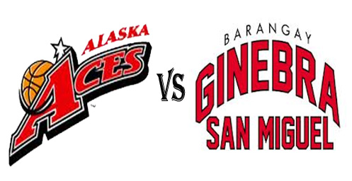 Watch Alaska Aces vs Brgy Ginebra San Miguel