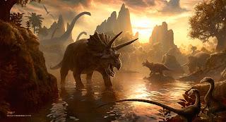 dinosaurus, kepunahan,  kepunahan masal, makhluk terbesar, meteorit