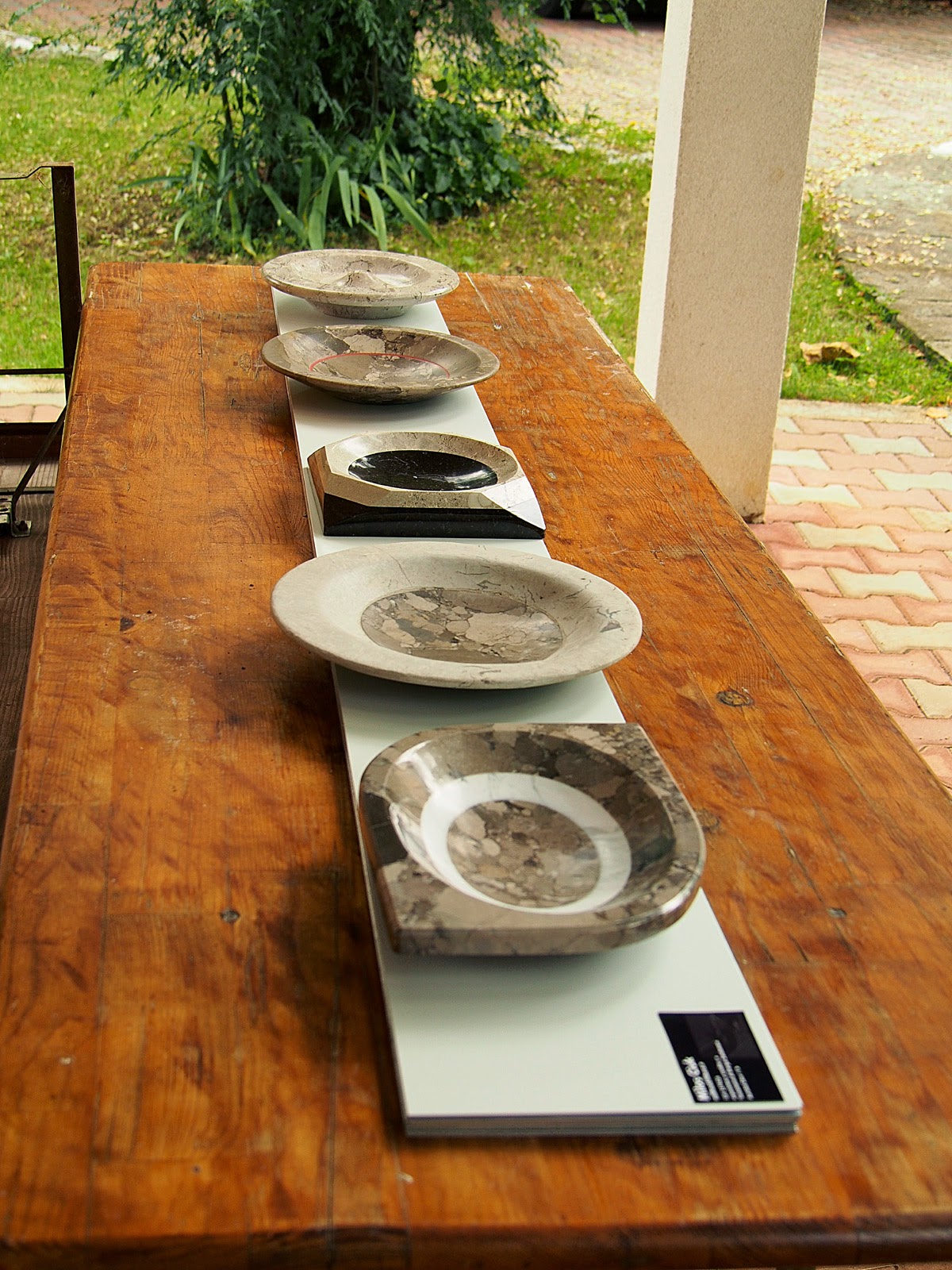 Deep arte svuotatasche portacenere piatti soprammobili - Lavorare in cucina ...