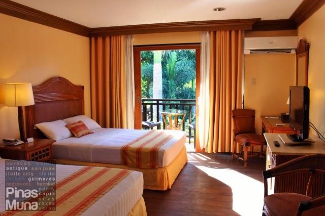 Boracay Tropics Deluxe Room