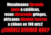 El testamento de Hugo Chávez.