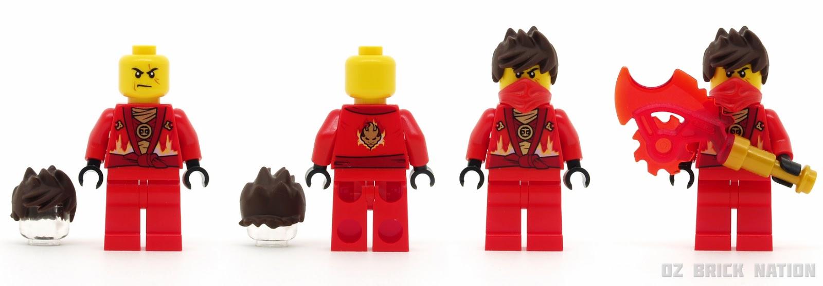 Lego Ninjago 2014 Tech...