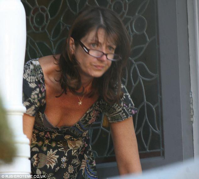 Gallery Market: Married newsreader Dermot Murnaghan 'caught