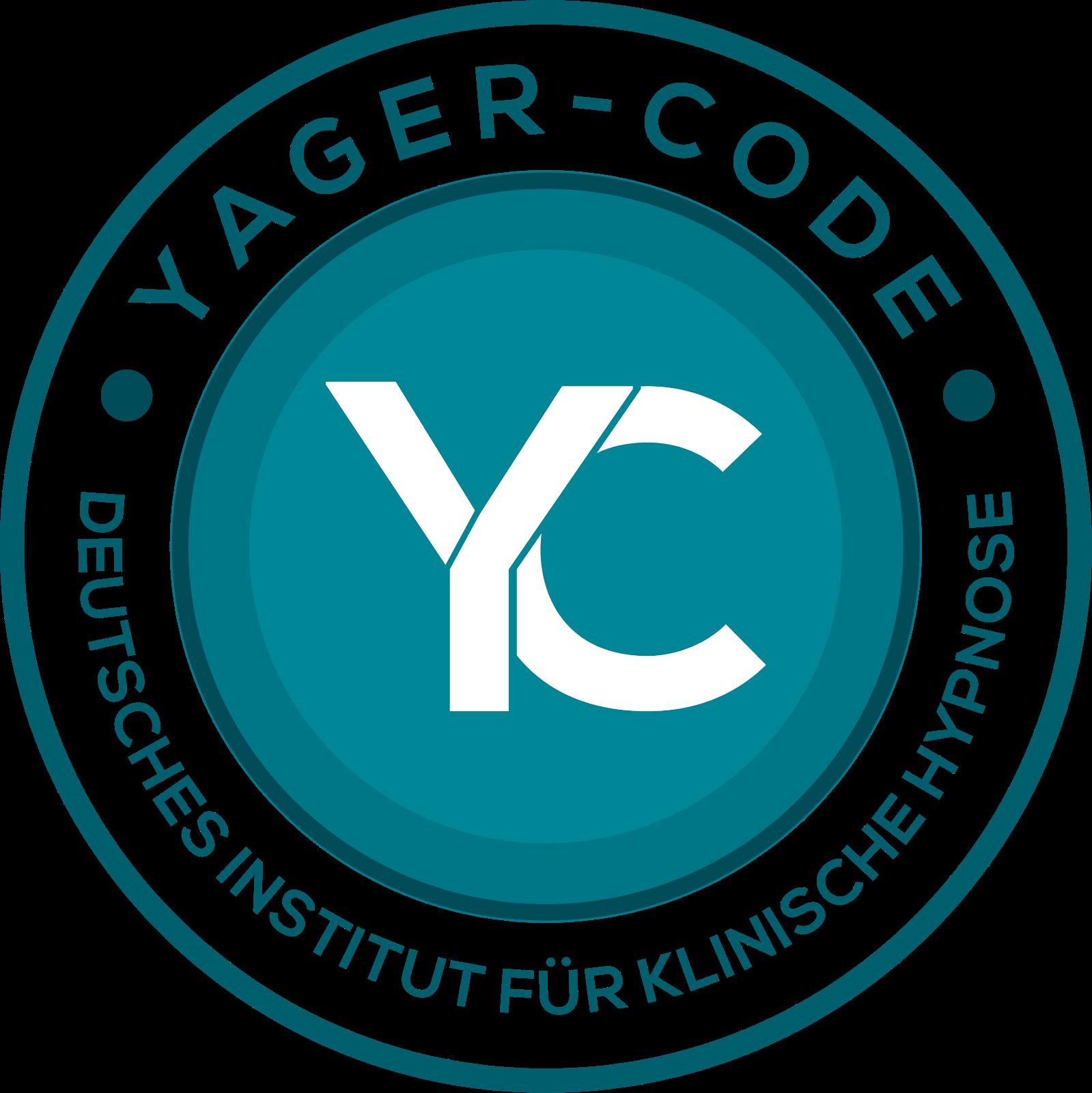 Yager-Code-Gütesiegel des Deutschen Instituts für Klinische Hypnose