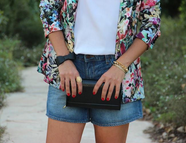 בלוג אופנה Vered'Style בלייזר גם בקיץ