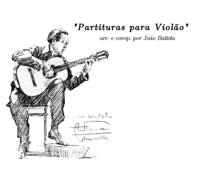Partituras para Violão