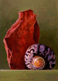 """African Shell and Rock, In Conversation"" Twomey"