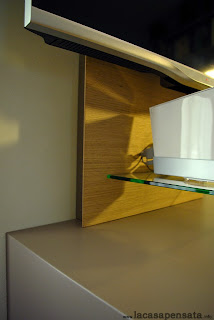 portatelevisore in legno