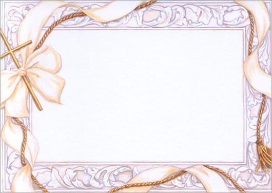 Bordes decorativos para primera comunión - Imagui