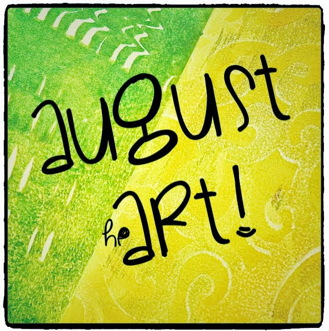 Join the August Blog Party!