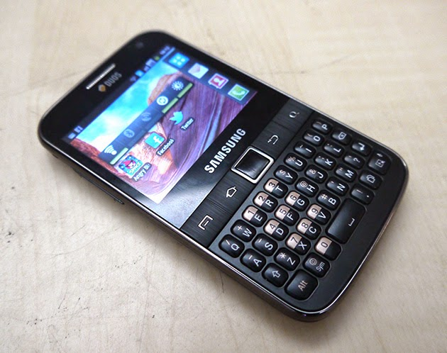Samsung Galaxy Y Pro Duos (GT-B5512) List