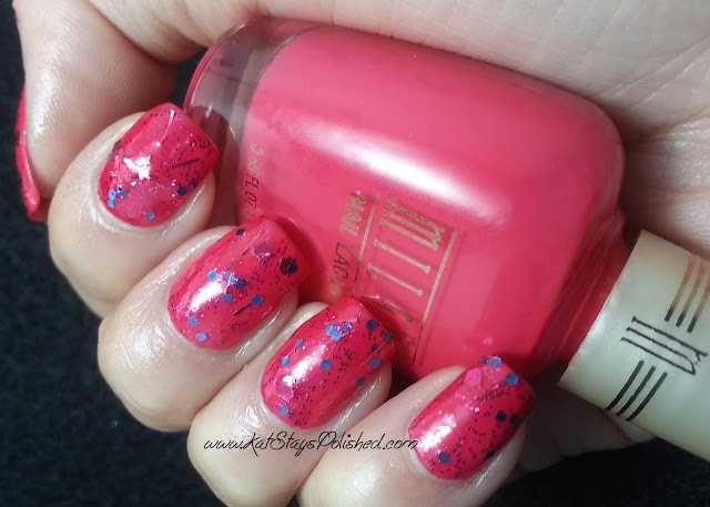 Hard Candy Fireworks | Milani Fuchsia Fierce