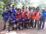 TEAMLO BAND ( Paint Ball )