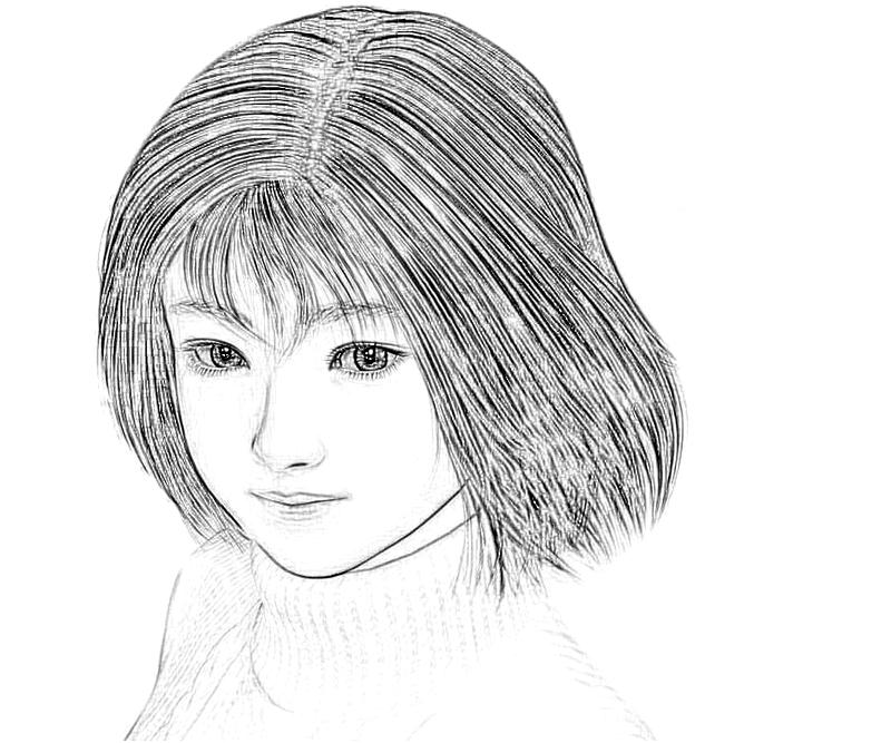 printable-shenmue-nozomi-cute-coloring-pages