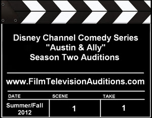Disney Channel Austin & Ally Auditions Casting Calls
