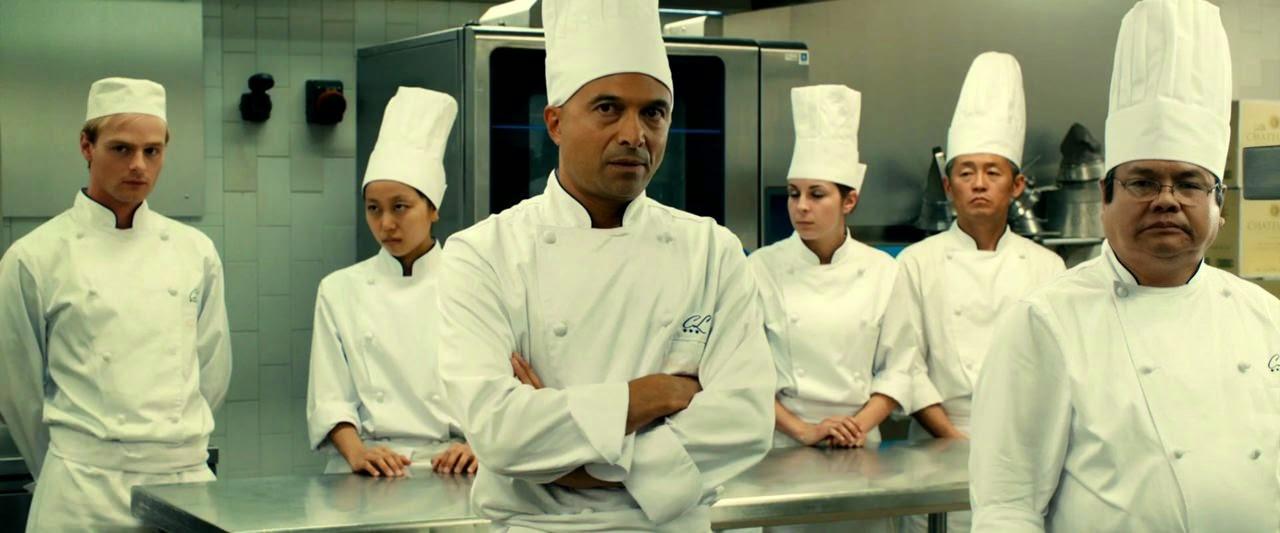 le chef-the chef-comme un chef