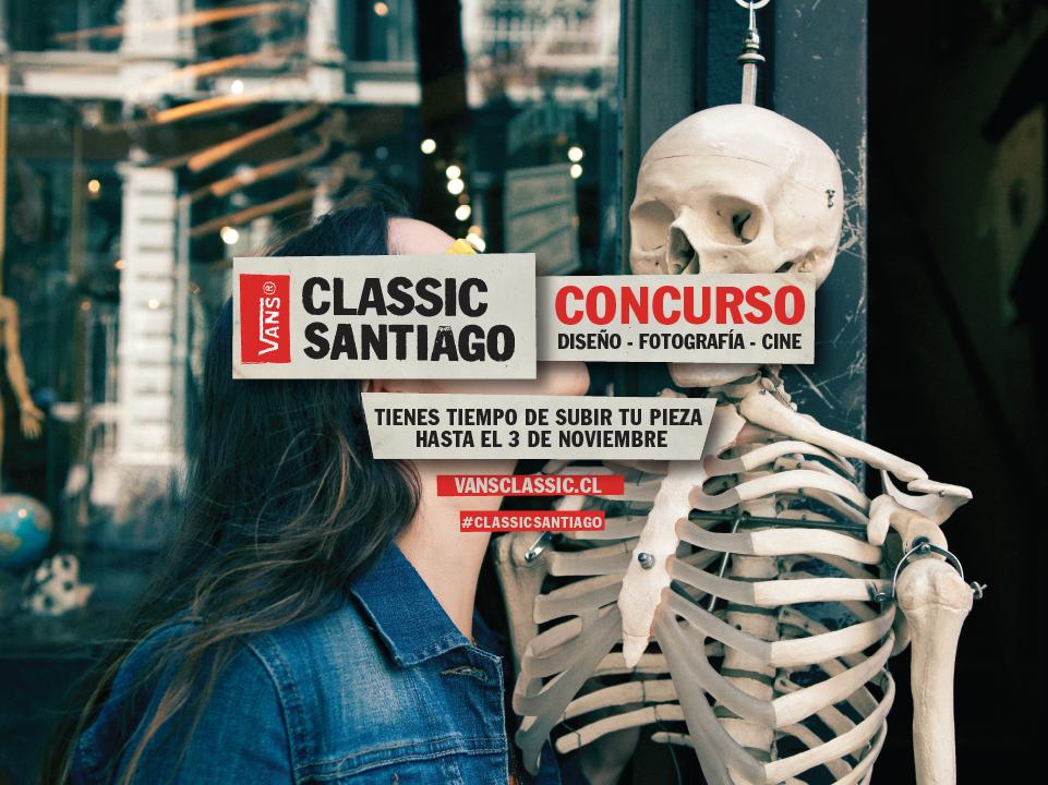 Vans Classic Santiago 2015