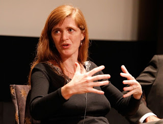 "Samantha Power, Obama's UN Ambassador: ""Monster"" Comment Was Correct , In 2007"