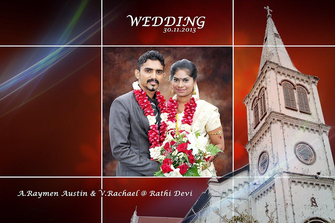 A.Raymen Austin & V.Rachael @ Rathi Devi