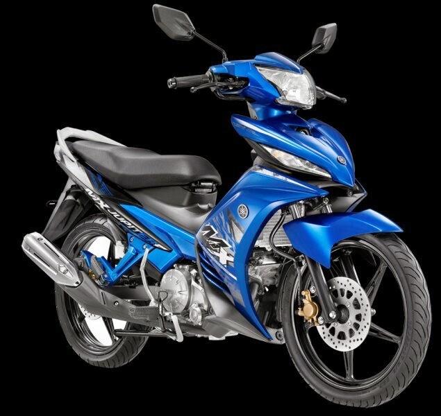 Motor Yamaha Jupiter Mx Keluaran 2014