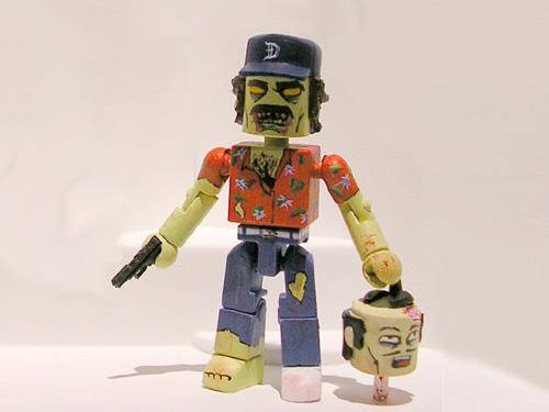 Zombie Magnum Minimate