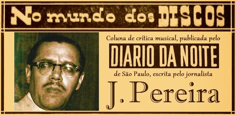 J. Pereira - No Mundo dos Discos