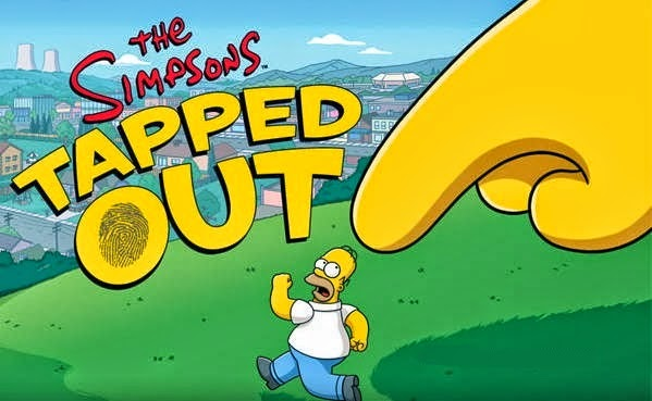 The Simpsons Tapped Out 4.8.1 apk
