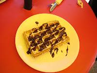 Brussel Waffle from WannaWaffles