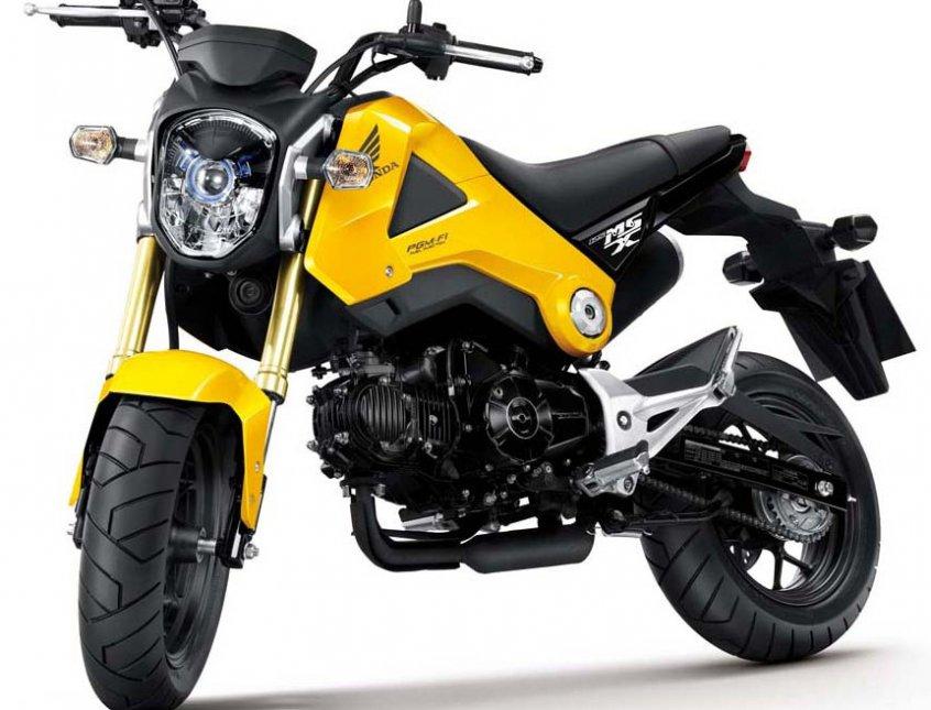 2014 Honda Grom 125 motor cycle News