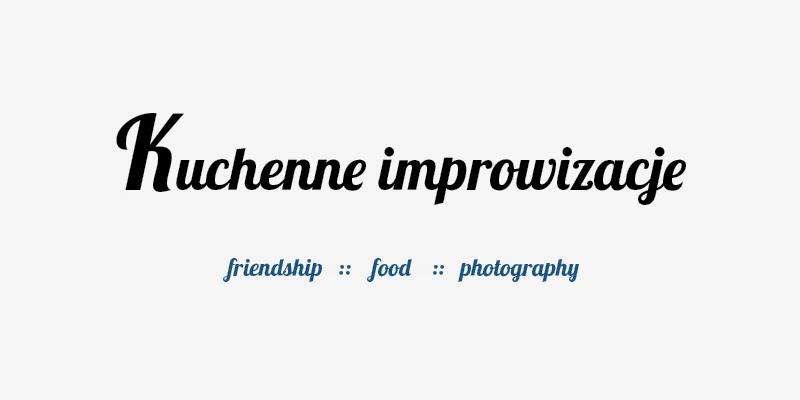 Kuchenne improwizacje