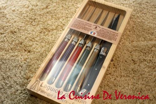 La Cuisine De Veronica Laguiole Knife 扒刀