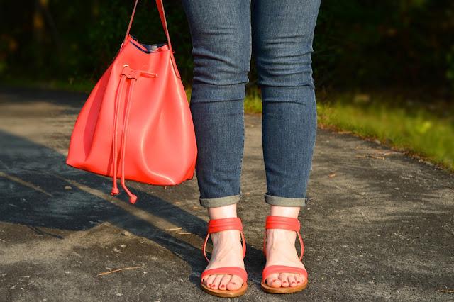 red-flat-jcrew-sandals