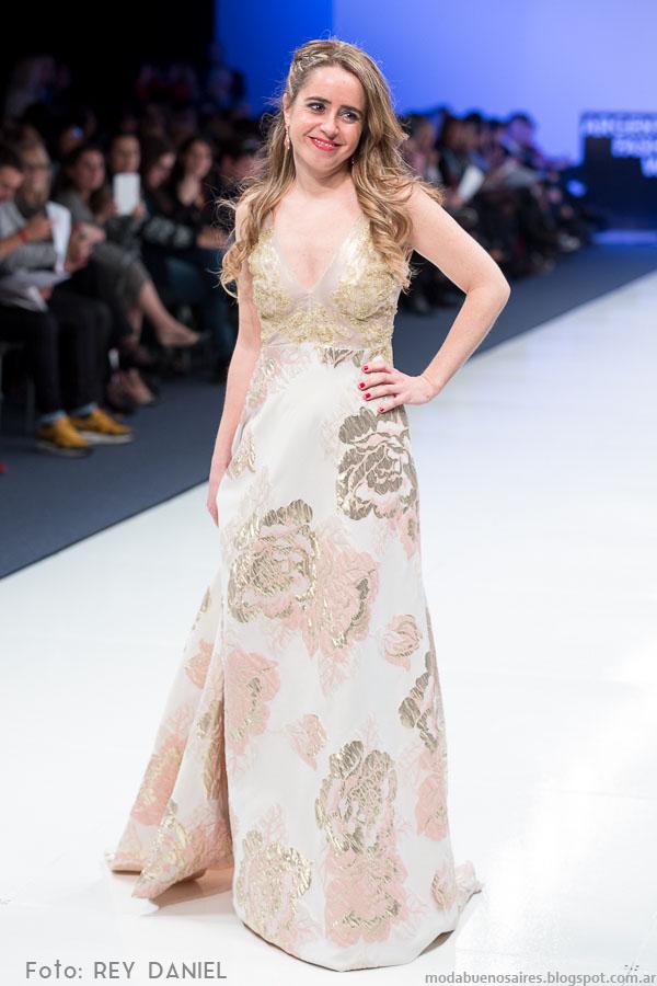 Desfile Clarin Mujer 2016 Argentina Fashion Week primavera verano 2016. Moda primavera verano 2016.